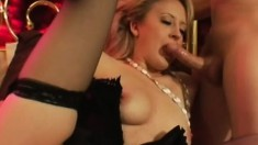 Desperate young chick gets into a passionate fuck fest with a dude