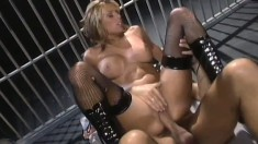 Sultry Pandora Dream gets her dripping wet pussy licked by Steve