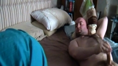 Gay Webcam Masturbation And Cumshot