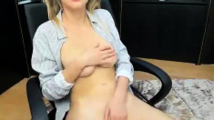Amateur Xexiamor Fingering Herself On Live Webcam